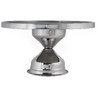 Picture of Cake Stand Stainless Steel 330mm Tall