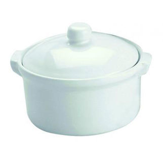 Picture of Casserole Round With Cover 500ml