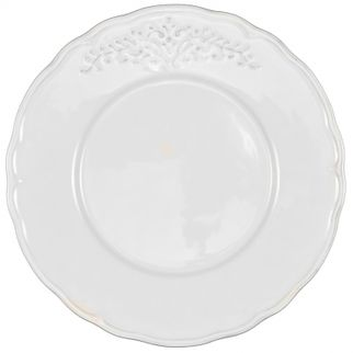 Picture of Charlotte Dinner Plate Antique White 270mm