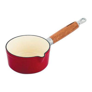 Picture of Chasseur Milk Pan 14cm Federation Red