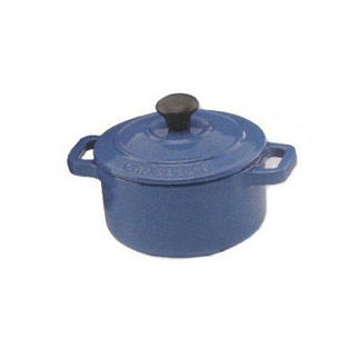 Picture of Chasseur Round French Oven 10cm Sky Blue