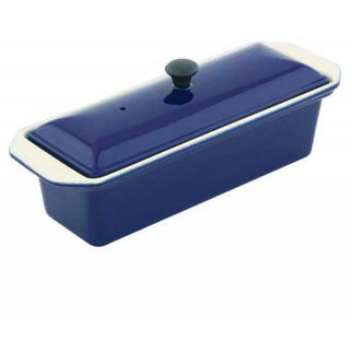 Picture of Chasseur Terrine 28cm French Blue