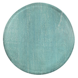 Picture of Chef Inox Mangowood Serving Board Round Aqua 300mm