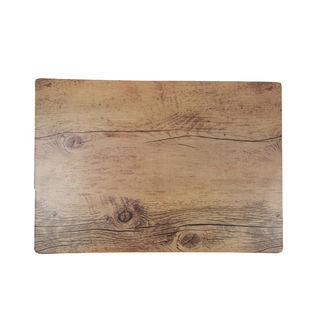 Picture of Chef Inox Melamine Wood Oak Effect 410 x 255mm