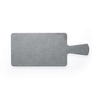 Picture of Chef Inox Rectangular Light Grey Slate Melamine 300 x 180mm
