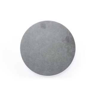 Picture of Chef Inox Round Light Grey Slate Melamine  310mm