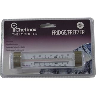 Picture of Chef Inox Thermometer Fridge/Freeze 130x35mm