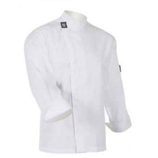 Picture of Chefs Tunic Top White Long Sleeves Small