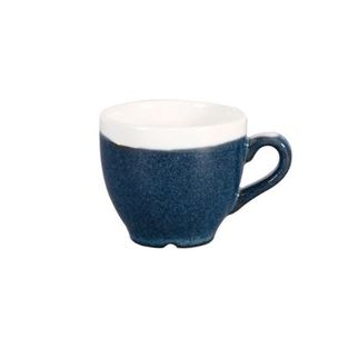 Picture of Churchill Monochrome Espresso Cup Sapphire Blue 100ml