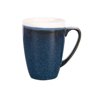 Picture of Churchill Monochrome Mug Sapphire Blue 340ml