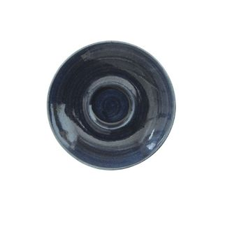Picture of Churchill Monochrome Saucer Sapphire Blue 156mm