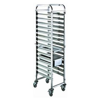 Picture of Gastronorm Trolley S/S fits 1/1 Trays