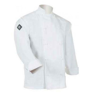 Picture of Classic Chefs Jacket White Long Sleeves Large