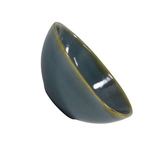 Picture of Coast Marine Blue Triangular Bowl 210mm