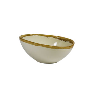 Picture of Coast Sand Dune Triangular Bowl 210mm