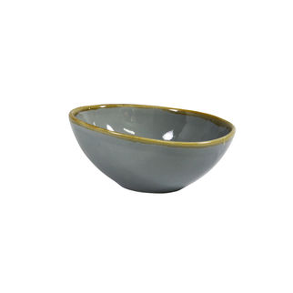 Picture of Coast Storm Grey Triangular Bowl 210mm