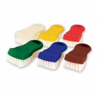 Picture of Colour Coded Brush 150mm brown