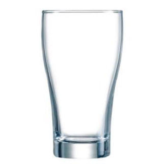 Picture of Conical Headstart Nucleated Beer Glass 425ml