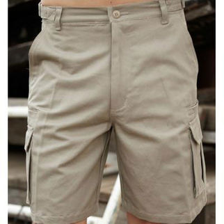 Picture of Cotton Drill Utility Shorts Navy 92
