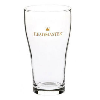 Picture of Crown Conical Headmaster Nucleated Beer Glass 285ml