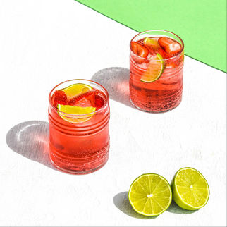 Picture of Tin Can Glass 285ml