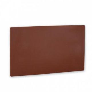 Picture of Cutting Board Pe 1 Board Brown 13mm
