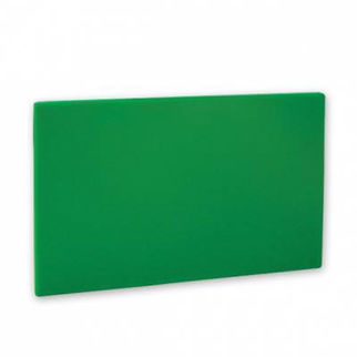 Picture of Cutting Board Pe 1 Board Green 510x380x19