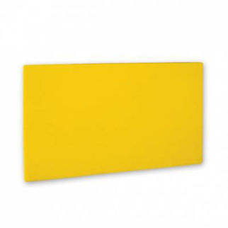 Picture of Cutting Board Pe 1 Board Yellow 13mm 510mm