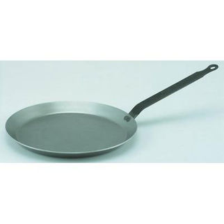 Picture of De Buyer Crepe Pan Blue Steel 180mm