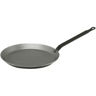 Picture of De Buyer Blue Steel Crepe Pan 200mm Force Blue