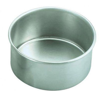 Picture of Deep Aluminium Cake Tin 150mm