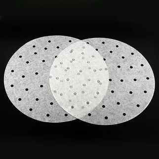 Picture of Dim Sum Steamer Paper 10inch (370 sheets)