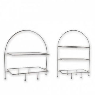 Picture of Display Stand Rectangular 2 tier