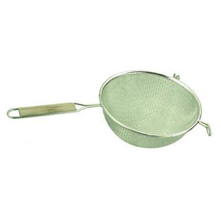 Picture of Double Tin Mesh Strainer 200mm