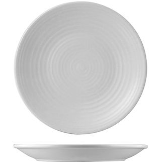 Picture of Dudson Evo Round Coupe Plate 205mm Pearl