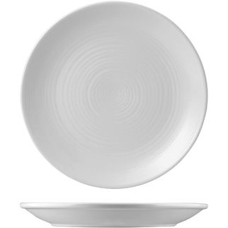 Picture of Dudson Evo Round Coupe Plate 295mm Pearl