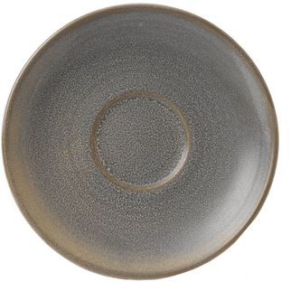 Picture of Dudson Evo Saucer 162mm Granite
