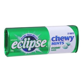 Picture of Eclipse Spearmint 27gm (pk 20)