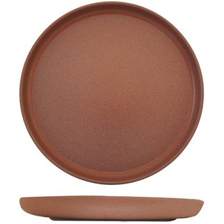 Picture of Eclipse Uno Round Plate 280mm Brown
