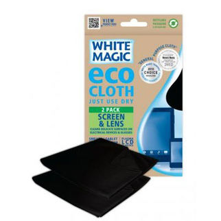 Picture of Eco Cloth Screen And Lens Cloth 2 Pack