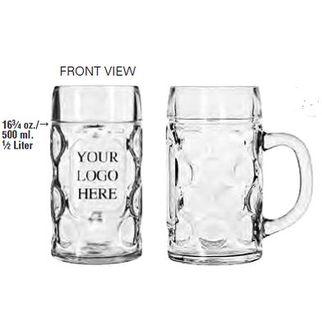 Picture of Oktoberfest Beer Stein Mug 628ml