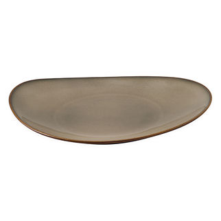 Picture of Luzerne Sama Oval Coupe Plate 225 X 185mm