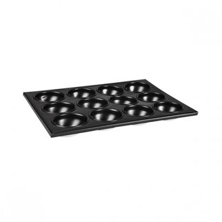 Picture of Muffin Pan Aluminium Non-Stick 24 cup 515x350mm