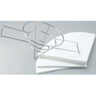 Picture of Filter Papers 50 Pkt Large