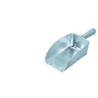 Picture of Flat Bottom Aluminium Scoop 680ml