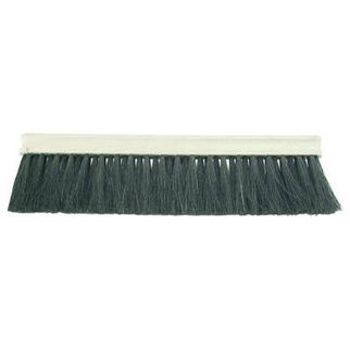 Picture of Flour Brush Black Bristles wood handle w black bristles