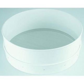 Picture of Flour Polycarbonate Sieve With Stainless Steel Mesh No. 18 Fine