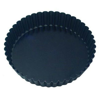 Picture of Fluted Cake Pan Loose Base 100mm