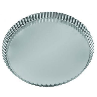 Picture of Fluted Quiche Pan With Loose Base Guery 320mm
