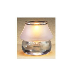 Picture of Frost Shade Glass Lamp